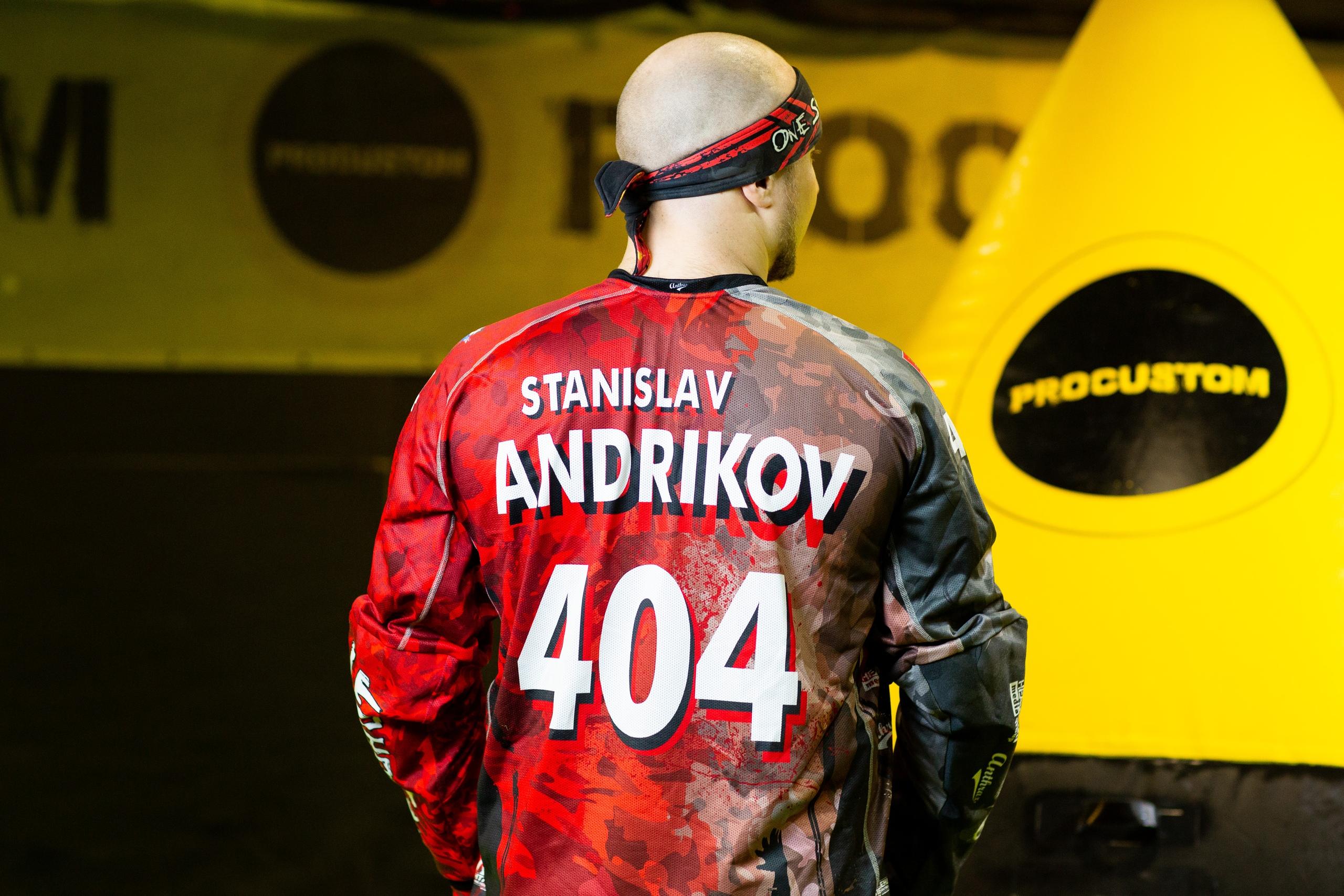 Андриков Станислав, №404,