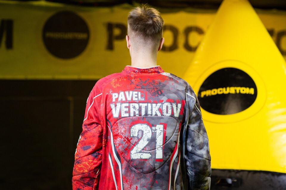 Павел Вертиков, №21